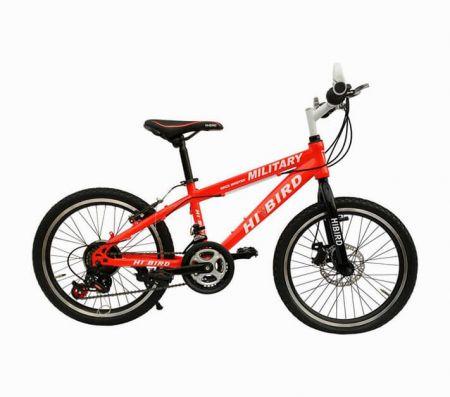 Nsb 21 Speed Cycle-Red