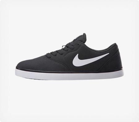 Black Casual Shoes