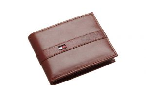 Formal Brown Genuine Leather Wallet